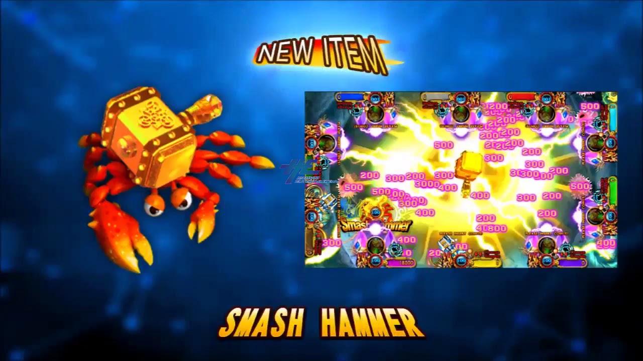 Ocean king 3 plus mermaid legends fish game youtube for Ocean king fish game