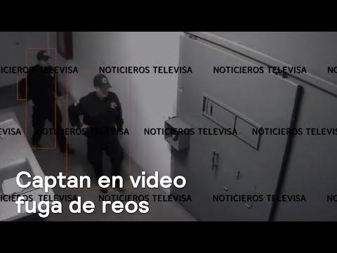Fuga de reos de penal en Sinaloa - En Punto con Denise Maerker