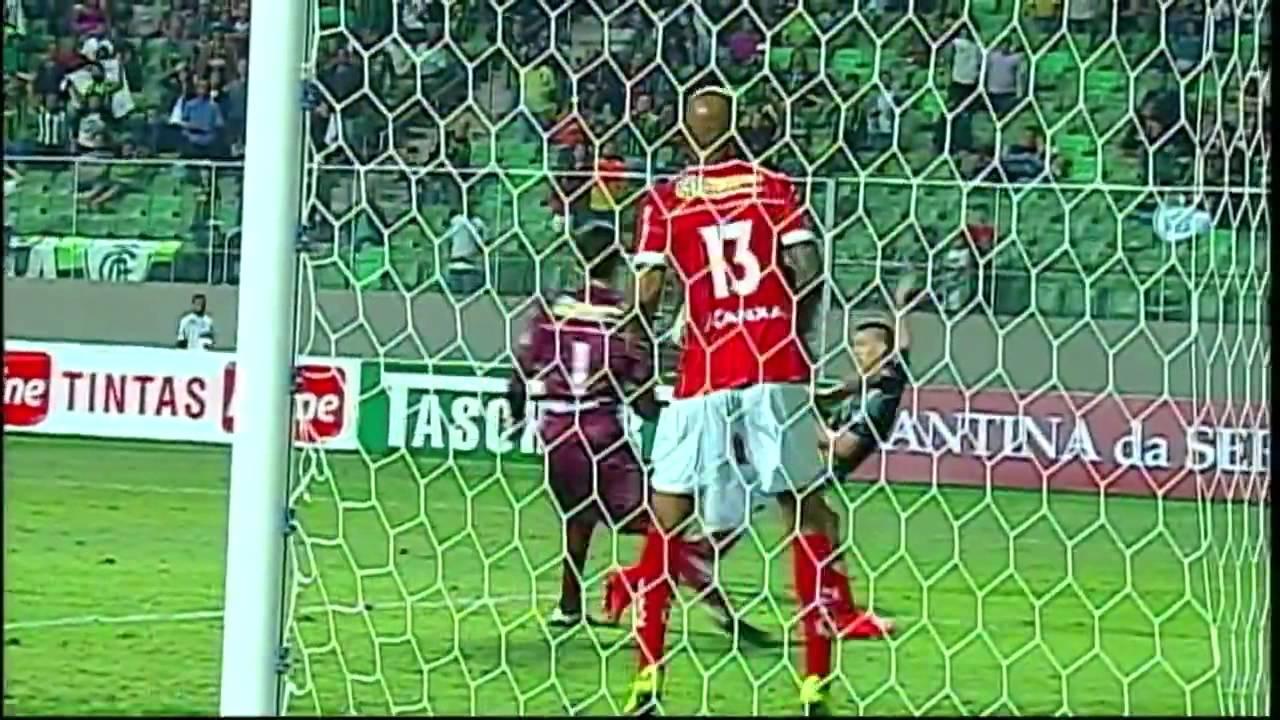 Gol do Richarlison - América MG 3x1 Mogi Mirim - Brasileirão Série B 2015
