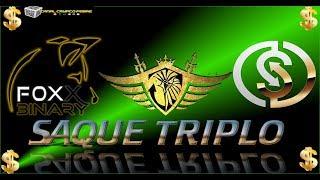 #SAQUE TRIPLO #PARTE 001