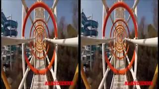 Видео для виртуальных очков Rollercoast for VR Box Virtual Reality video