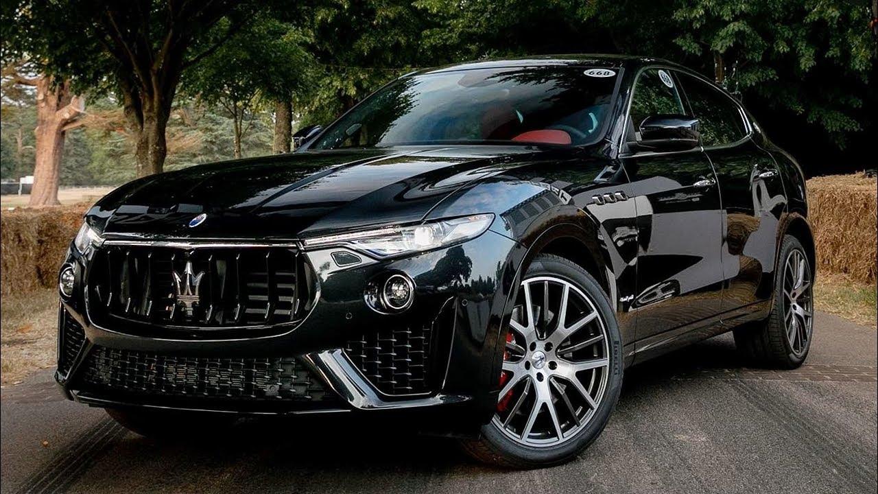 Maserati 2019 >> 2019 Maserati Levante Driving Experience Granlusso Gransport Gts