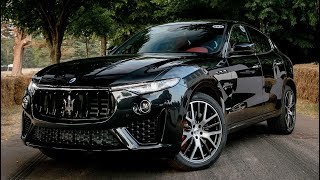 2019 Maserati Levante Driving Experience - GranLusso, GranSport, GTS and Trofeo