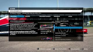 F1 2014 - Test/Review (Gameplay) zum Formel-1-Rennspiel