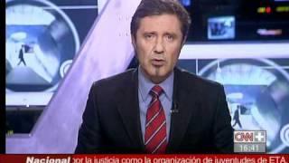 Rescate de mineros chilenos. Reportaje de CNN+ España