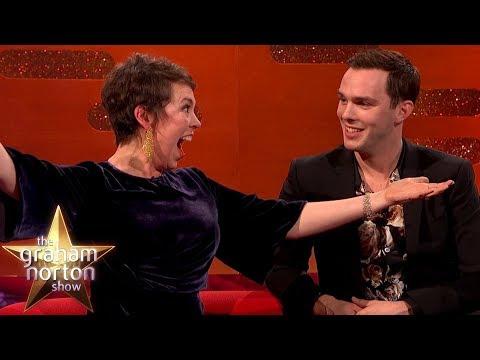 Olivia Colman's Incredible Lion Impression   The Graham Norton Show