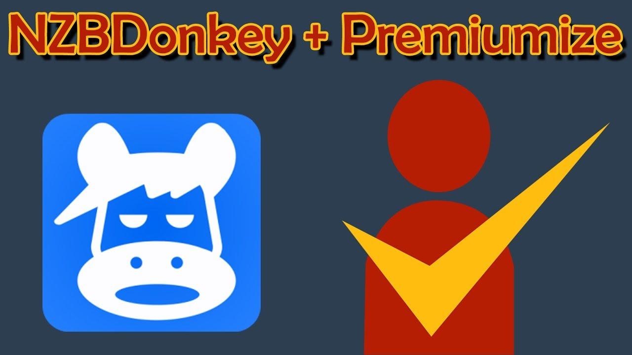 NZBDonkey: Premiumize Usenet downloads