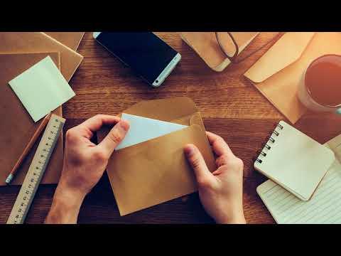 Как отправить заказное письмо с описью вложения и уведомлением о вручении