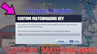 🔴 FORTNITE CUSTOM MATCHMAKING DUO SCRIMS || ps4 , pc , xbox