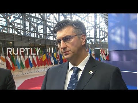 LIVE: Day 2 of European Council summit in Brussels: arrivals, roundtable, family photo and speeches
