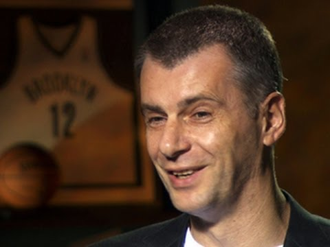 Russian billionaire on his Brooklyn Nets and politics
