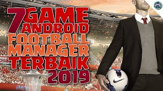 10 Games Android BOLA MANAGER OfflineOnline Terbaik 2019 | Top 10 Football Manager Android Games
