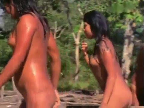 naked tribe brazil