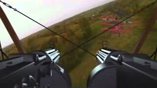 Red Baron II Intro Video