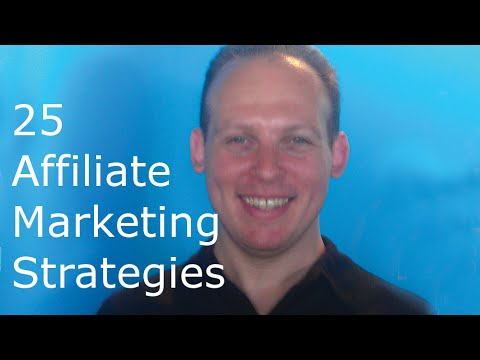 Affiliate marketing programs: 25 affiliate marketing strategies to make money with passive income