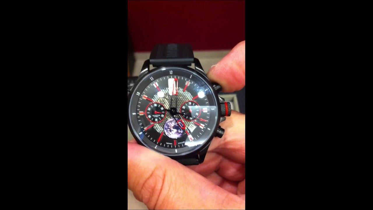 Sturmanskie Yuri Gagarin Chronograph Black PVD