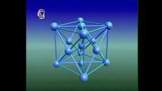 Опыты по химии. Модели кристалических решеток
