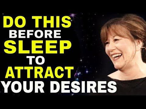 Abraham Hicks- Law of Attraction SLEEP TECHNIQUE (& Meditation Before Bed) to Manifest Your Desires