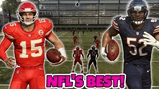 KICK RETURN CHAOS PLAYER OF THE YEAR EDITION!! Madden 19 Mini Game