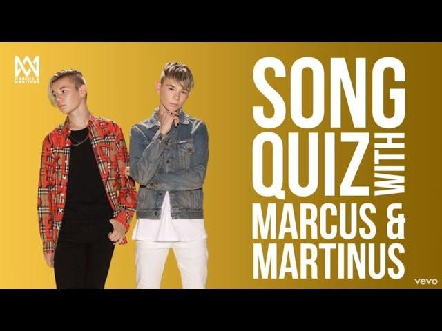 Marcus und martinus test wer passt zu mir