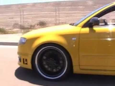 SUPERCHARGED AUDI B6 S4 SHOWDOWN - JHMotorsports vs. VF Engineering