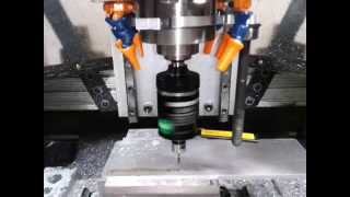 Tapmatic Rx30 Aluminum tapping