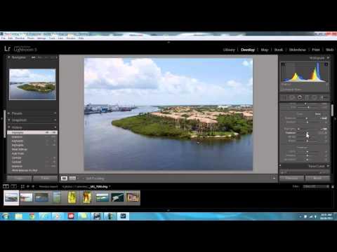 Beginner's Post Processing Tutorial for Adobe Lightroom