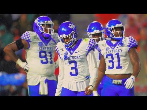 Kentucky Wildcats Football 2019-2020 Full Season Highlights