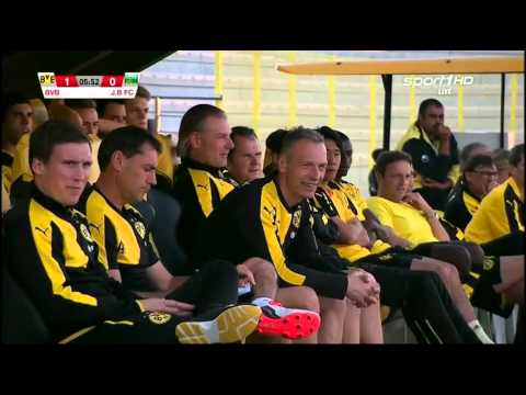 Borussia Dortmund v Jeonbuk Hyundai Motors friendly - 15/01/2016