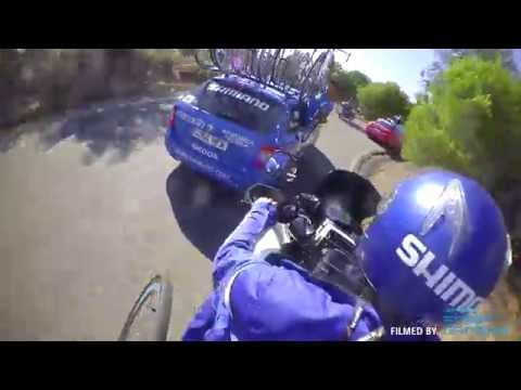 A mechanic's point of view in the Vuelta!