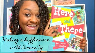 Making a Difference with Diversity in Books