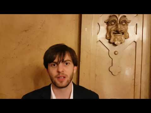 Interview Nils Grandelius, TePe Sigeman Chess Tournament