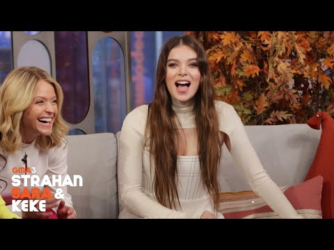 Hailee Steinfeld Explains Why She's Bad At Dating