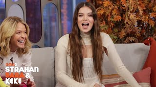 Download Lagu Hailee Steinfeld Explains Why She s Bad at Dating MP3