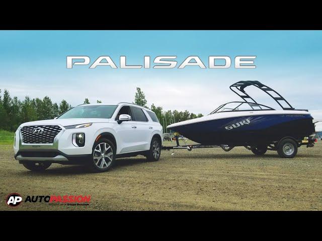 2020 Hyundai Palisade - Essai AutoPassion - Le BOSS des VUS