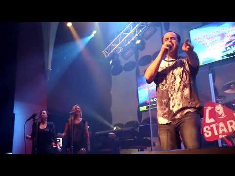Zio sings - The last in line - Karaoke DIO tribute @ rising star Orlando