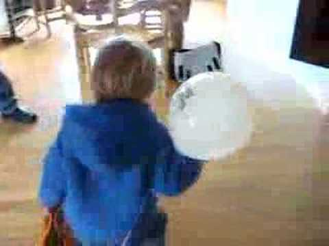 JacksonG Birthday Balloons 2
