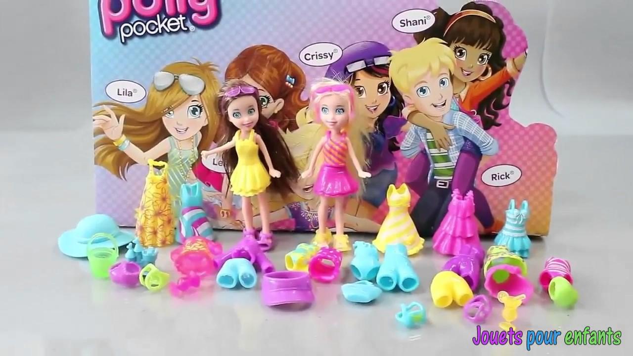 jeu jouets pour enfants robe de poup e pour fille les enfants jouent jeux d 39 habillage youtube. Black Bedroom Furniture Sets. Home Design Ideas