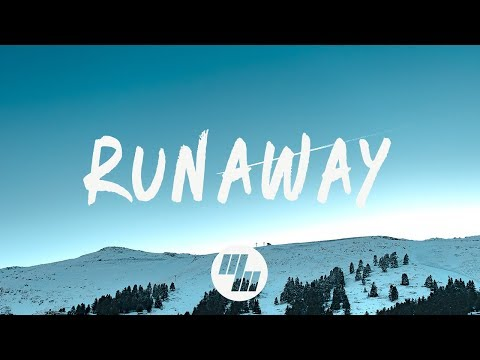 Halcyon - Runaway (Lyrics / Lyric Video) Culture Code Remix, Feat. Valentina Franco