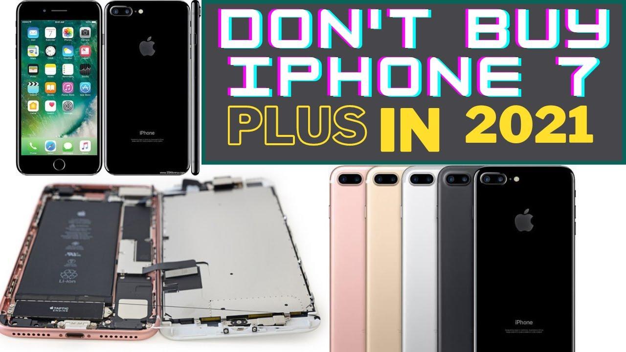 Iphone 7 plus Opinion 2021 Hindi - YouTube