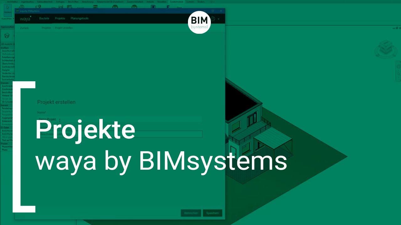 waya by BIMsystems |  Projekte