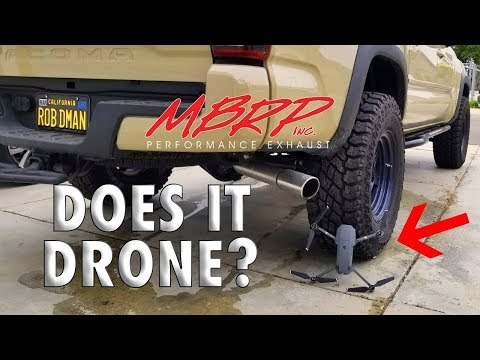 Is the MBRP Exhaust Driving me NUTS!? LOUD? BEST sound recording on YT- Toyota Tacoma HardShellTaco