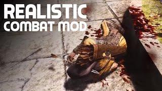 Skyrim - Realistic Combat mod moments