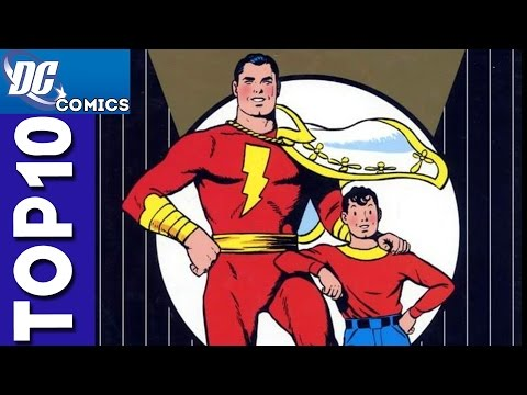 Top 10 Billy Batson Moments