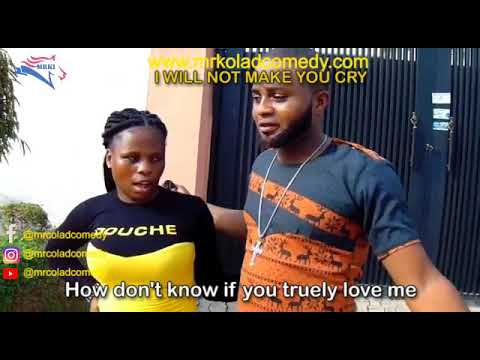 Download Mrkolad comedy I will not make you cry