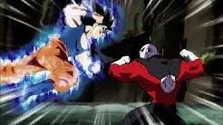 Ultra Instinct Goku Vs Jiren (English Song Version)