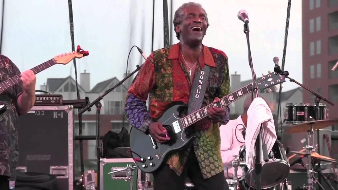 Former Bob Marley Guitarist Donald Kinsey, Bob Loved Blues Music