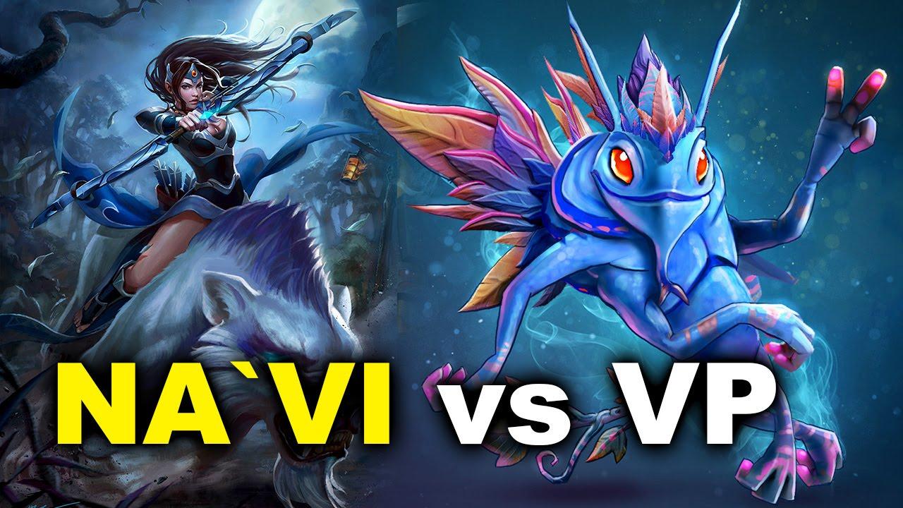 Download NAVI vs Virtus Pro - DreamLeague 5 Dota 2