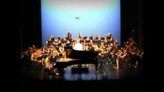 Florence Pavie Rachmaninov concerto pour piano N°2 3ème mvt