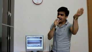 Ishq Sufiyana Karaoke by Bhavesh Parekh